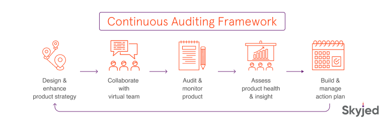 Continuous Auditing Framework by Skyjed