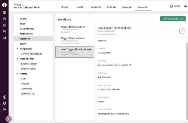 New  Feature - Trigger Workflows