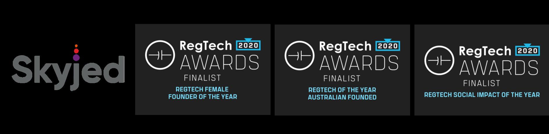Skyjed - Regtech 2020 Awards Finalist